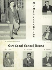 Page 8, 1957 Edition, Liberty High School - Scrapper Yearbook (Liberty, NC) online yearbook collection