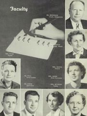 Page 9, 1957 Edition, Liberty High School - Scrapper Yearbook (Liberty, NC) online yearbook collection