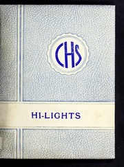 Page 1, 1953 Edition, Cleveland High School - Cle Tracks Yearbook (Clayton, NC) online yearbook collection