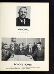 Page 13, 1953 Edition, Cleveland High School - Cle Tracks Yearbook (Clayton, NC) online yearbook collection