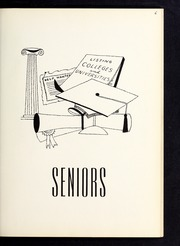 Page 17, 1953 Edition, Cleveland High School - Cle Tracks Yearbook (Clayton, NC) online yearbook collection