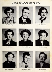 Page 15, 1954 Edition, Cleveland High School - Cle Tracks Yearbook (Clayton, NC) online yearbook collection