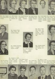 Page 10, 1958 Edition, Cleveland High School - Cle Tracks Yearbook (Clayton, NC) online yearbook collection