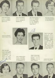 Page 12, 1958 Edition, Cleveland High School - Cle Tracks Yearbook (Clayton, NC) online yearbook collection