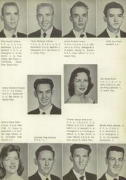 Page 13, 1958 Edition, Cleveland High School - Cle Tracks Yearbook (Clayton, NC) online yearbook collection