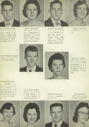 Page 14, 1958 Edition, Cleveland High School - Cle Tracks Yearbook (Clayton, NC) online yearbook collection