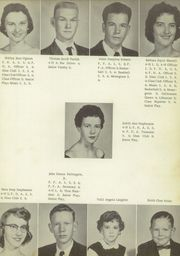 Page 15, 1958 Edition, Cleveland High School - Cle Tracks Yearbook (Clayton, NC) online yearbook collection