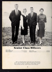 Page 14, 1961 Edition, Cleveland High School - Cle Tracks Yearbook (Clayton, NC) online yearbook collection