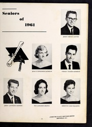 Page 15, 1961 Edition, Cleveland High School - Cle Tracks Yearbook (Clayton, NC) online yearbook collection