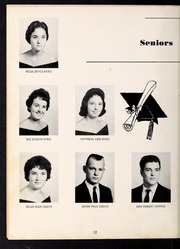Page 16, 1961 Edition, Cleveland High School - Cle Tracks Yearbook (Clayton, NC) online yearbook collection