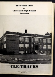 Page 5, 1961 Edition, Cleveland High School - Cle Tracks Yearbook (Clayton, NC) online yearbook collection