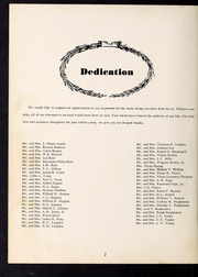 Page 6, 1961 Edition, Cleveland High School - Cle Tracks Yearbook (Clayton, NC) online yearbook collection