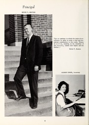 Page 12, 1965 Edition, Cleveland High School - Cle Tracks Yearbook (Clayton, NC) online yearbook collection