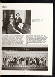 Page 77, 1968 Edition, Cleveland High School - Cle Tracks Yearbook (Clayton, NC) online yearbook collection