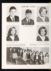 Page 82, 1968 Edition, Cleveland High School - Cle Tracks Yearbook (Clayton, NC) online yearbook collection