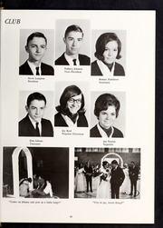 Page 85, 1968 Edition, Cleveland High School - Cle Tracks Yearbook (Clayton, NC) online yearbook collection