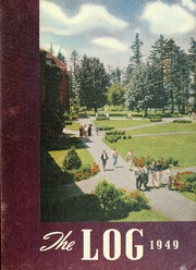 1949 Edition, University of Portland - Log Yearbook (Portland, OR)