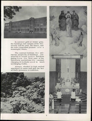 Page 15, 1956 Edition, University of Portland - Log Yearbook (Portland, OR) online yearbook collection