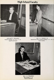 Page 14, 1954 Edition, Franklinville High School - Cardinal Yearbook (Franklinville, NC) online yearbook collection