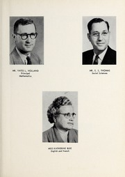 Page 11, 1955 Edition, Franklinville High School - Cardinal Yearbook (Franklinville, NC) online yearbook collection