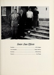 Page 15, 1955 Edition, Franklinville High School - Cardinal Yearbook (Franklinville, NC) online yearbook collection