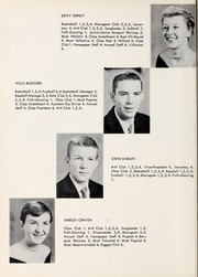 Page 16, 1955 Edition, Franklinville High School - Cardinal Yearbook (Franklinville, NC) online yearbook collection