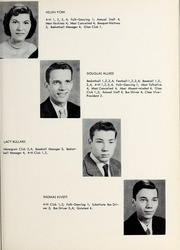 Page 17, 1955 Edition, Franklinville High School - Cardinal Yearbook (Franklinville, NC) online yearbook collection