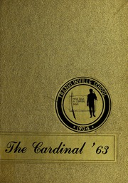 Page 1, 1963 Edition, Franklinville High School - Cardinal Yearbook (Franklinville, NC) online yearbook collection