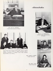 Page 10, 1963 Edition, Franklinville High School - Cardinal Yearbook (Franklinville, NC) online yearbook collection