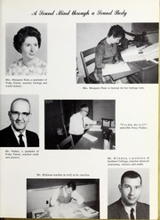 Page 13, 1963 Edition, Franklinville High School - Cardinal Yearbook (Franklinville, NC) online yearbook collection
