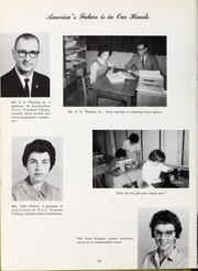 Page 14, 1963 Edition, Franklinville High School - Cardinal Yearbook (Franklinville, NC) online yearbook collection