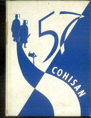 1957 Edition, Coopers High School - Cohisan Yearbook (Nashville, NC)