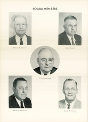 Page 10, 1957 Edition, Coopers High School - Cohisan Yearbook (Nashville, NC) online yearbook collection