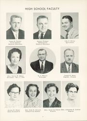 Page 11, 1957 Edition, Coopers High School - Cohisan Yearbook (Nashville, NC) online yearbook collection