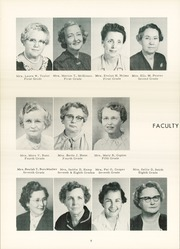 Page 12, 1957 Edition, Coopers High School - Cohisan Yearbook (Nashville, NC) online yearbook collection