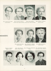 Page 13, 1957 Edition, Coopers High School - Cohisan Yearbook (Nashville, NC) online yearbook collection
