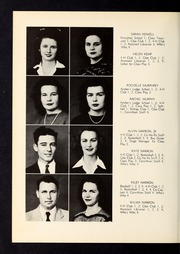 Page 14, 1948 Edition, Corinth Holders High School - Corinthian Yearbook (Zebulon, NC) online yearbook collection