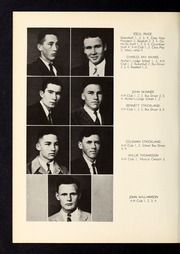 Page 16, 1948 Edition, Corinth Holders High School - Corinthian Yearbook (Zebulon, NC) online yearbook collection