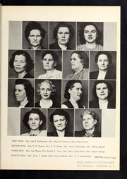 Page 9, 1948 Edition, Corinth Holders High School - Corinthian Yearbook (Zebulon, NC) online yearbook collection
