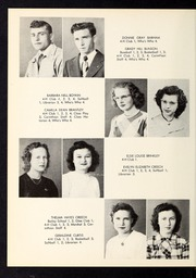 Page 12, 1950 Edition, Corinth Holders High School - Corinthian Yearbook (Zebulon, NC) online yearbook collection