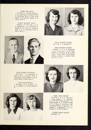 Page 13, 1950 Edition, Corinth Holders High School - Corinthian Yearbook (Zebulon, NC) online yearbook collection
