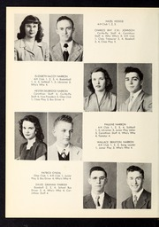Page 14, 1950 Edition, Corinth Holders High School - Corinthian Yearbook (Zebulon, NC) online yearbook collection