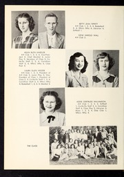 Page 16, 1950 Edition, Corinth Holders High School - Corinthian Yearbook (Zebulon, NC) online yearbook collection