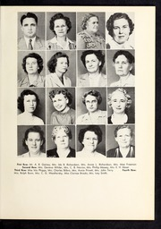 Page 9, 1950 Edition, Corinth Holders High School - Corinthian Yearbook (Zebulon, NC) online yearbook collection