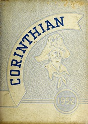 Corinth Holders High School - Corinthian Yearbook (Zebulon, NC) online yearbook collection, 1952 Edition, Page 1