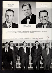 Page 12, 1964 Edition, Corinth Holders High School - Corinthian Yearbook (Zebulon, NC) online yearbook collection