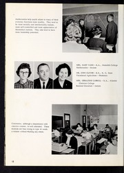 Page 16, 1964 Edition, Corinth Holders High School - Corinthian Yearbook (Zebulon, NC) online yearbook collection