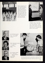 Page 17, 1964 Edition, Corinth Holders High School - Corinthian Yearbook (Zebulon, NC) online yearbook collection