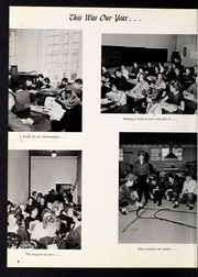 Page 8, 1964 Edition, Corinth Holders High School - Corinthian Yearbook (Zebulon, NC) online yearbook collection