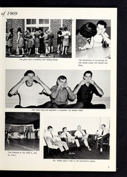Page 11, 1969 Edition, Corinth Holders High School - Corinthian Yearbook (Zebulon, NC) online yearbook collection